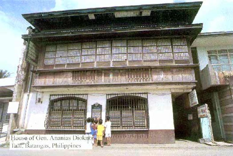 Gen. Ananias Diokno House