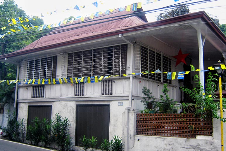 Barrion-Salazar House