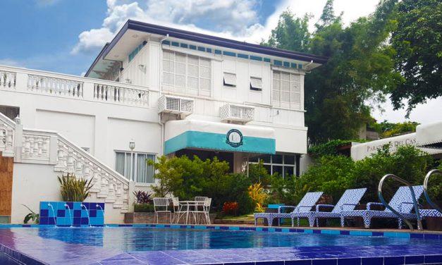 Paradores del Castillo Hotel, Taal, Batangas: A home's rebirth as a boutique hotel