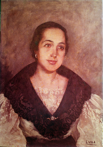 Gliceria Marella de Villavicencio