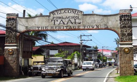 "Taal ""The Heritage Town"""